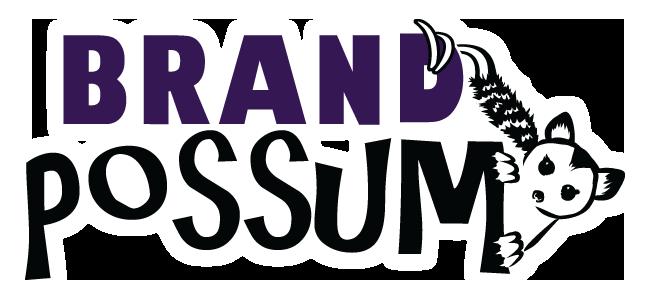 Brand Possum Logo