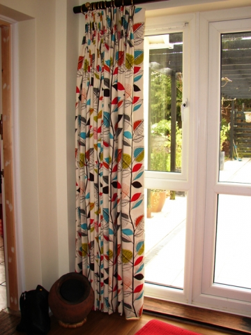 Curtains by Couture Windows